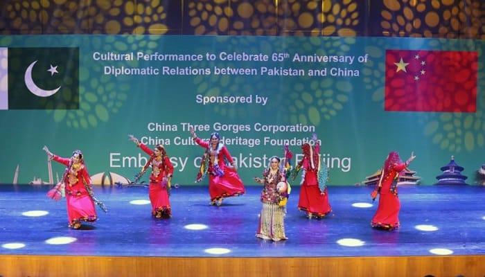 CPEC cultural caravan