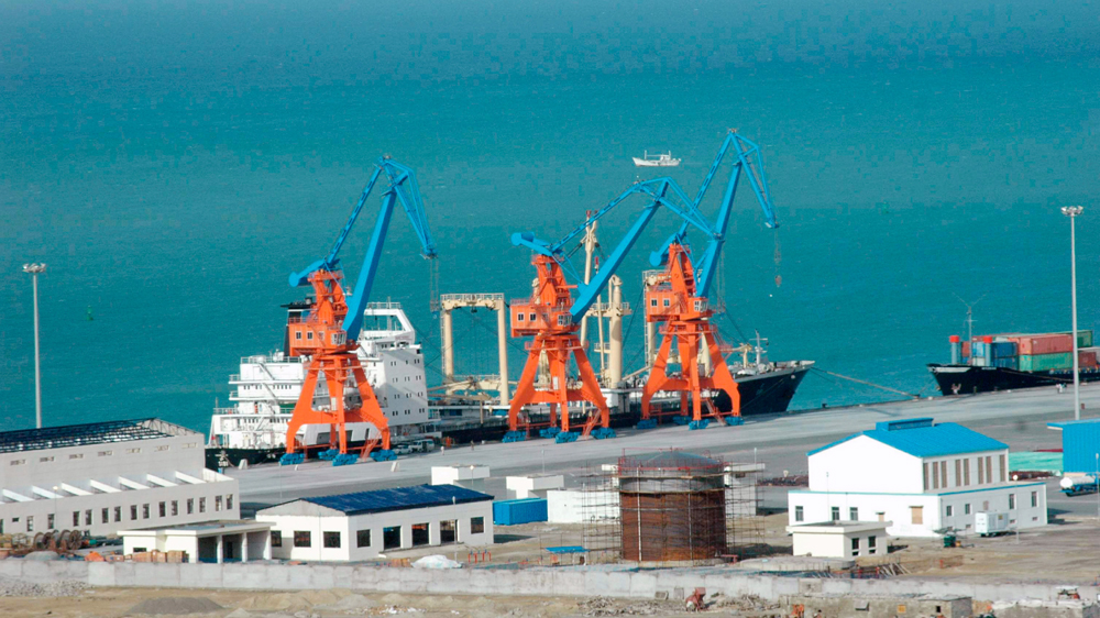 Govt sets development of Gwadar as sh
