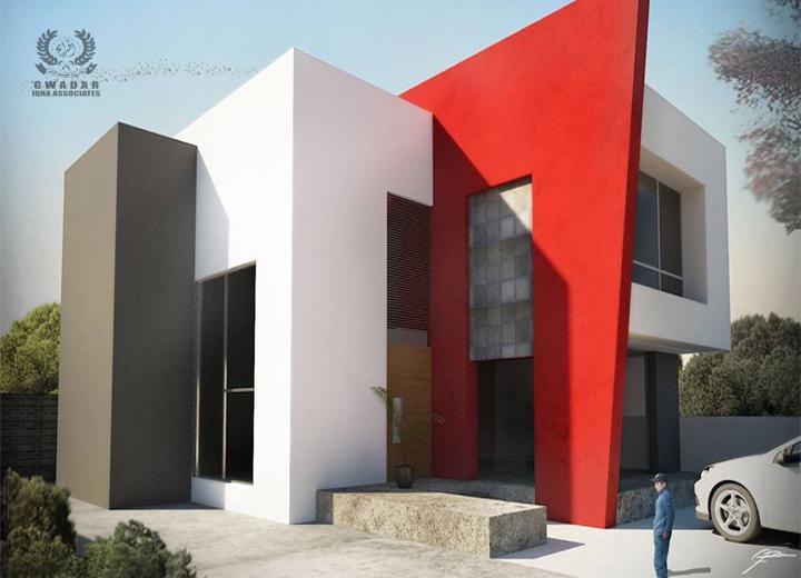 120 Square Yard Residential Plot in New Town Phase V Gwadar