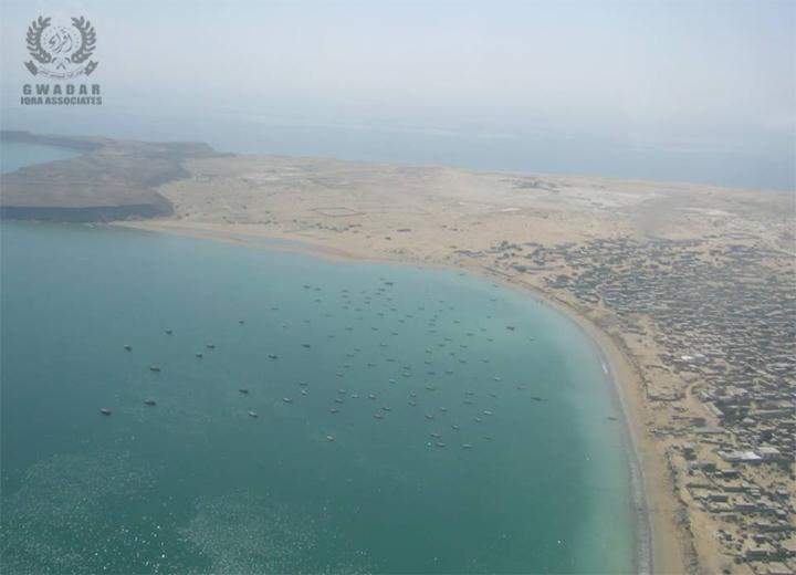 1200 sq yard Open Land Available,for Beach Resort  In Mouza Gunz Gwadar
