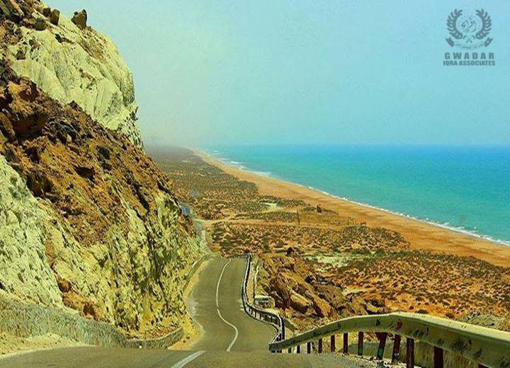 500 sq yard Open Land Available,for Beach Resort  In Mouza Gunz Gwadar