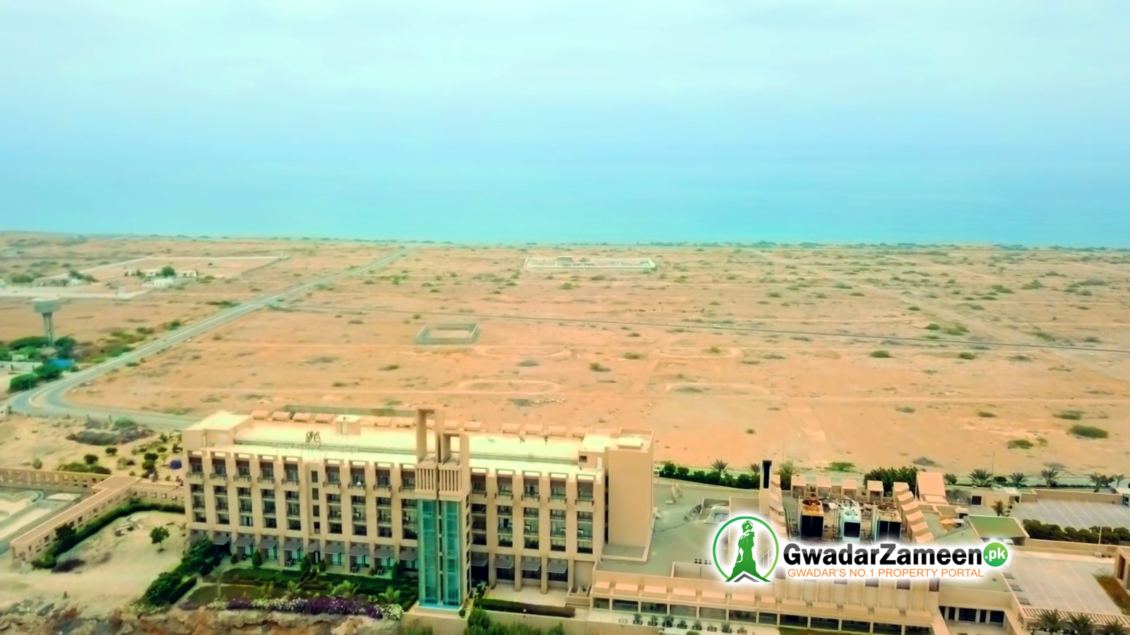 Super Residential Plot for sale in Sangar Gwadar